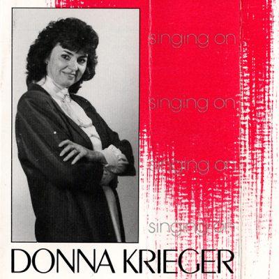 Donna-Krieger-Singing-On